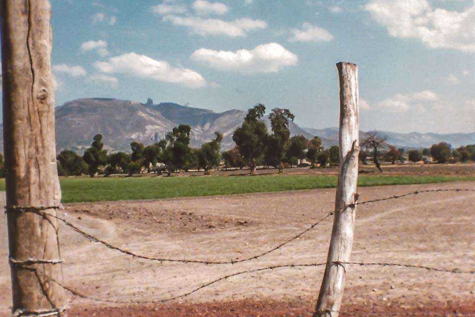Mexican ranch