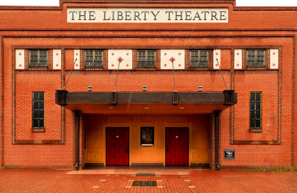 The Liberty Theatre, Columbus GA