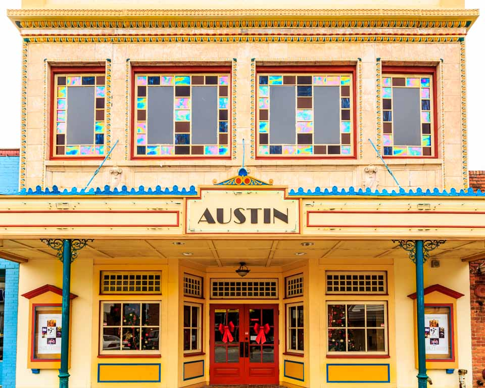 The Austin Theater, Fort Valley, GA