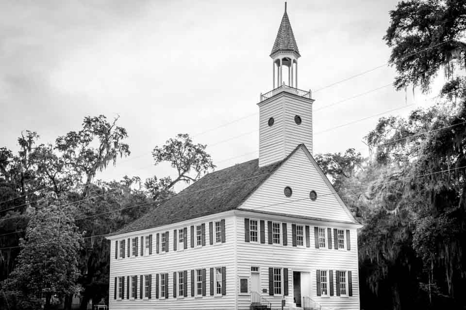 Georgia history - Midway Church