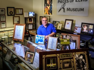 Pieces of Elvis Presley Museum