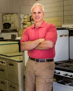 Retro appliances John Jowers