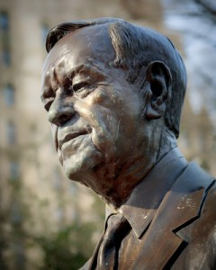 Herman Talmadge statue