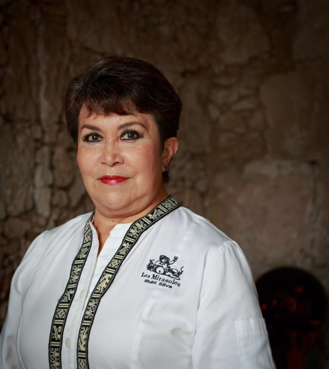Chef Rubi Silva of Los Mirasoles