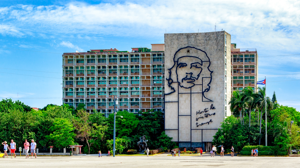 Plaza of Revolution