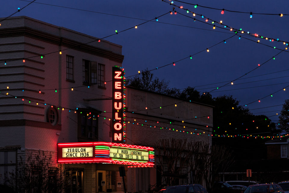 The Zebulon Theater, Cairo GA