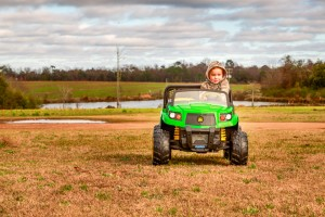 Georgia on my mind - Hunter, 3, Grady County