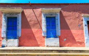 Oaxacan architecture